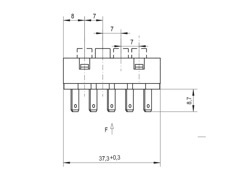 slide switch s4 elektromechaniczna spółdzielnia inwalidów elwat slide switch s4